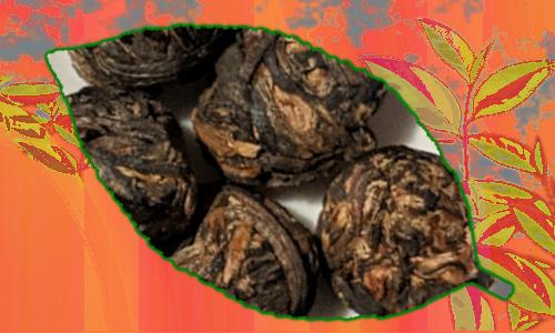Tea Gong-Go Tasing Review – Fengqing Dragon Pearl Black Tea(Teavivre)