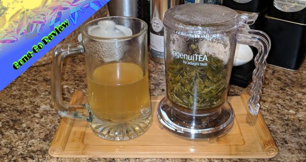 Adagio Tea's ingenuiTEA – ProductReview
