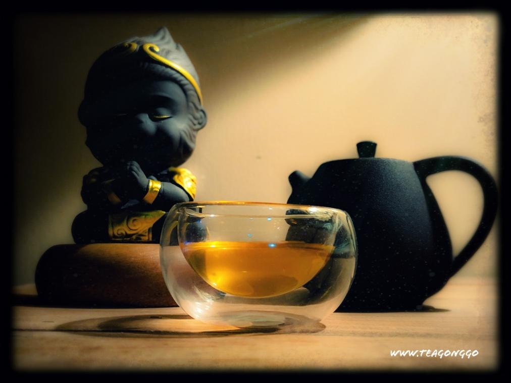 Gong-Go Sessions: Hot Brandy(white2tea)